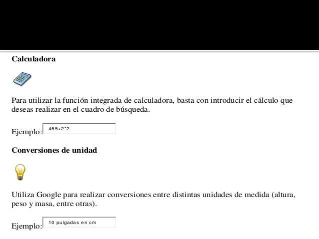 Funciones de google Slide 3