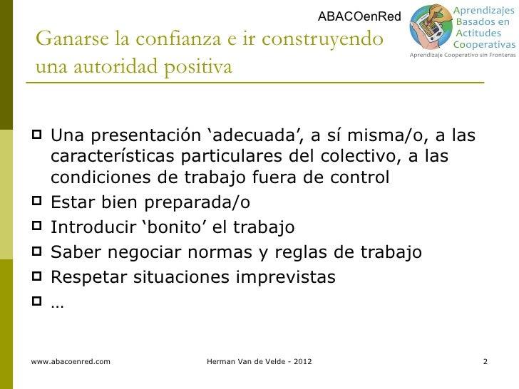 Funciones de la persona facilitadora Slide 2