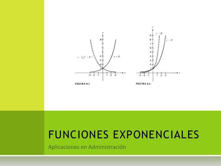 Funciones exponenciales for Funciones de una oficina wikipedia
