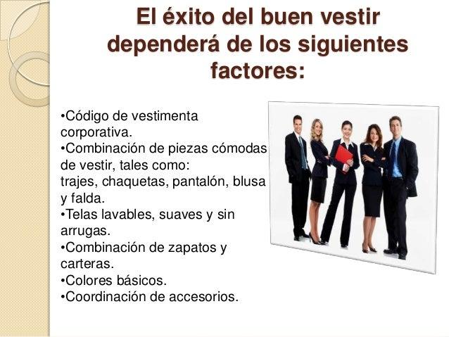 Funciones imagen de xito y vestimenta profesional for Oficina de empleo por codigo postal