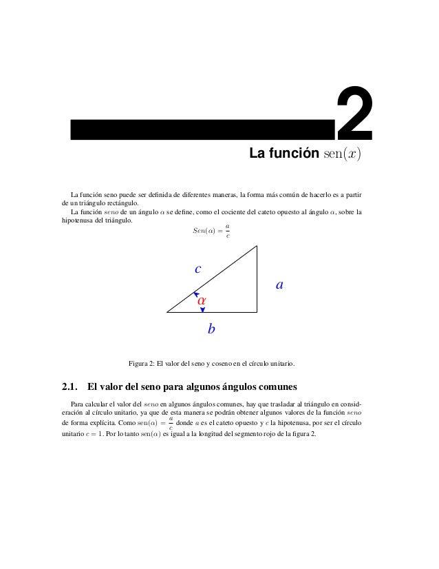 La función sen(x)                                                                                              2   La func...