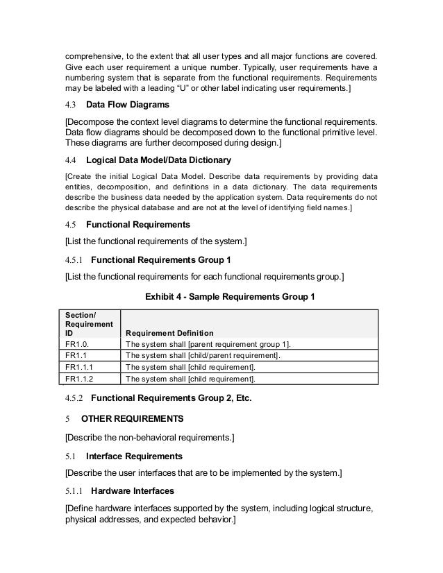 Functional Requirements-Document