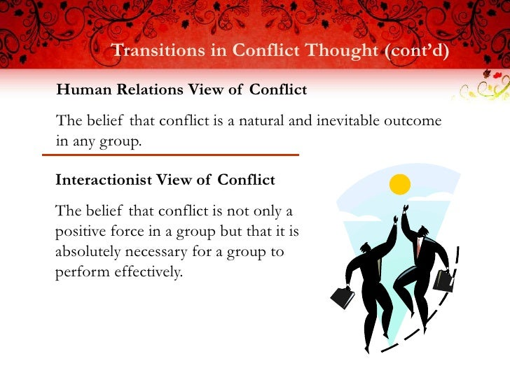 dysfunctional conflict Dysfunctional families: recognizing and overcoming their effects contents introduction what is a dysfunctional family what goes wrong in dysfunctional families.