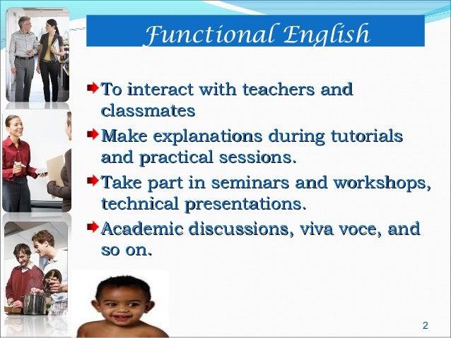 Functional english1 Slide 2