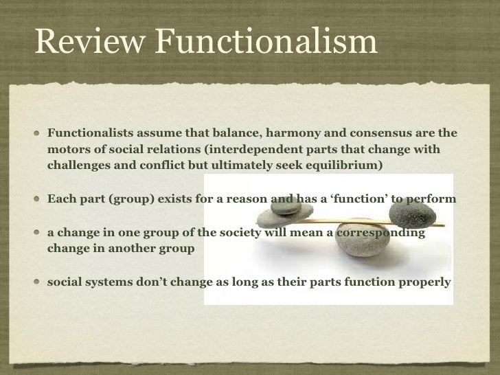 Symbolic Interactionism Feminism