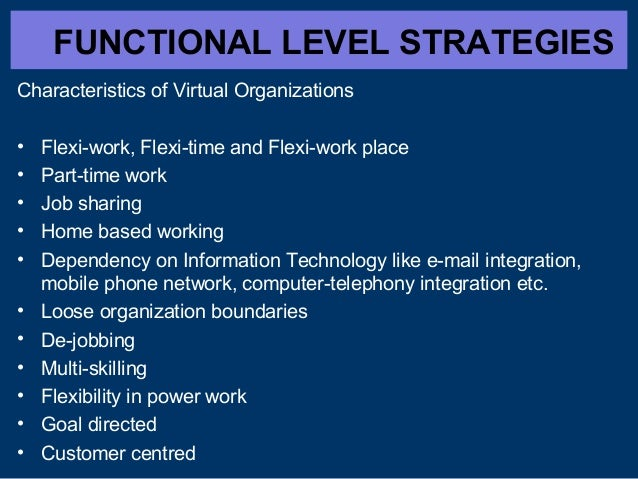 Strategic management plan of nishat mills