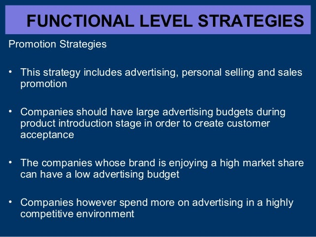functional level strategy Mcdonald's winning strategy, at home and abroad panos mourdoukoutas contributor i markets share to facebook.