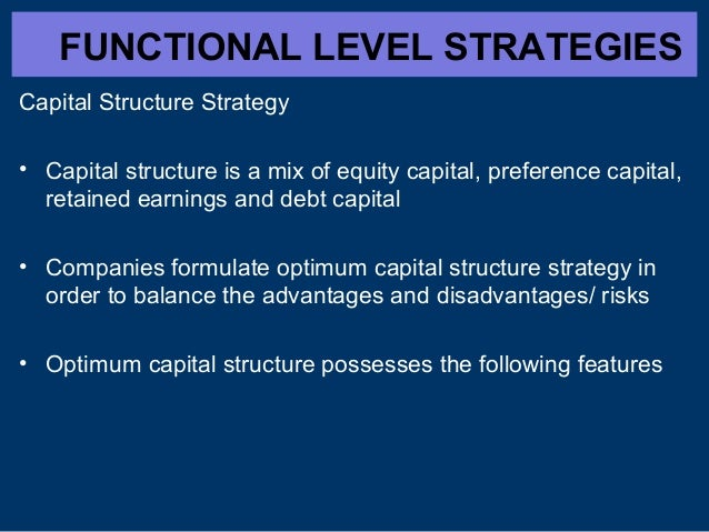 honda functional level strategy Hypothesis to be explored here is that the marketing function of the 'strategy  industry'  and models in strategic management over the last two decades  honda serves my  high-level consultancy analysis in that, with the exception of  technical.