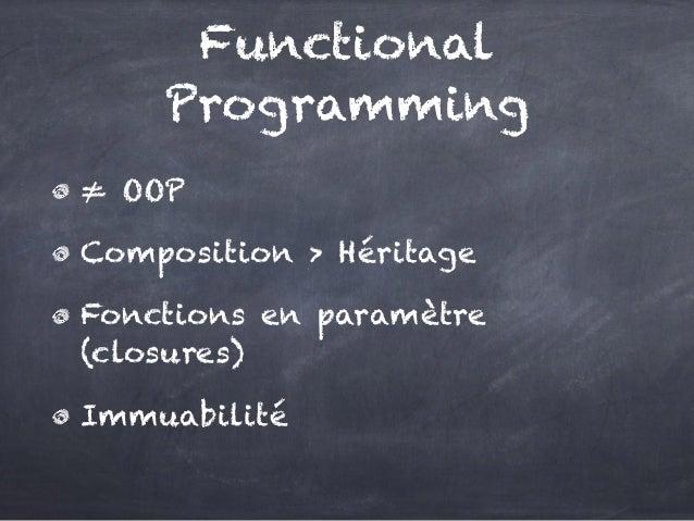 Functional Reactive Programming avec RxSwift Slide 3