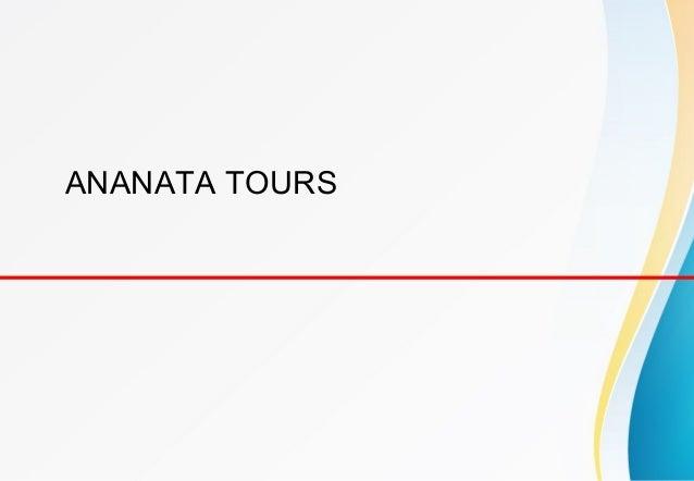 ANANATA TOURS