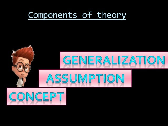 Function Component Of A Theory