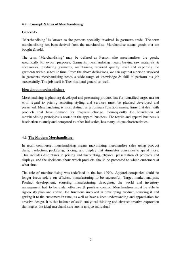 Function importance of merchandising in apparel industry 18 9 42 concept idea of merchandising fandeluxe Gallery
