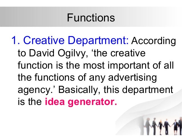 aquarius advertising agency 2 Before you get into the advertising business, you need to know the basic mechanics of how an advertising agency works agencies vary greatly in size and shape, but most follow and tried and tested structure that works well, whether they employ a dozen people, or several hundred in the smaller.