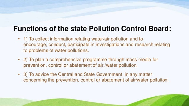 pollution control board Pollution control board news: latest and breaking news on pollution control board explore pollution control board profile at times of india for photos, videos and latest news of pollution control.