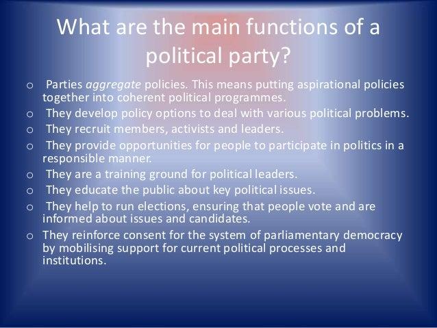 brief definition of politics