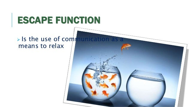 functions of speech communication Here are different uses for non-verbal communication how we change non-verbal functions it ensures all speech is paralleled by non-verbal communication.