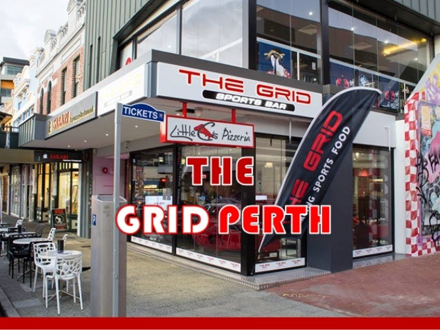 Here at The Grid Perth, we are several sorts of functions for our clients. Our state of the art venue is equipped with som...
