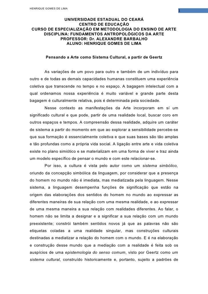 HENRIQUE GOMES DE LIMA                                                                                    1               ...