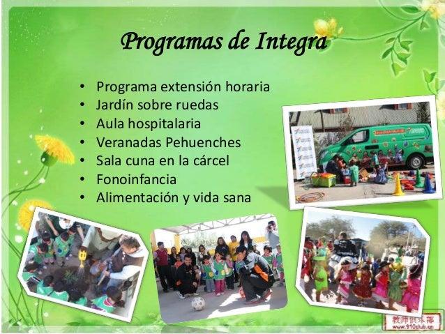 Fundaci n integra for Jardines integra