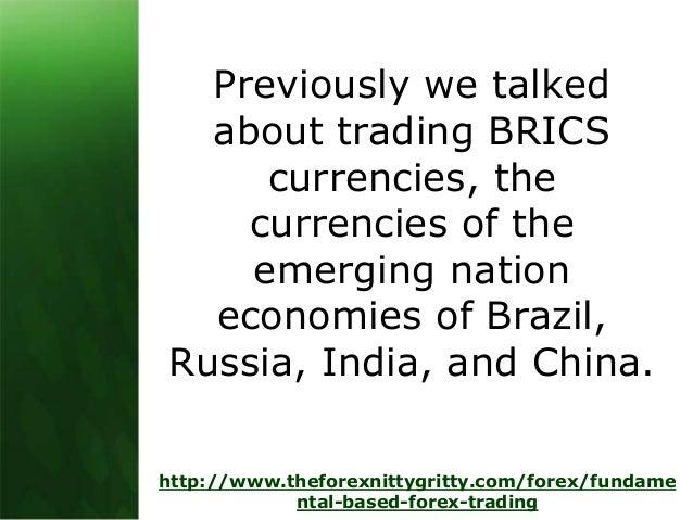 Brazilian forex broker