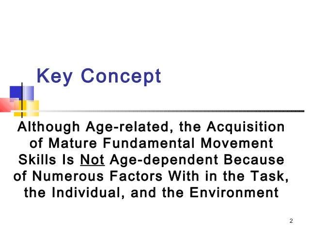 Fundamental activity