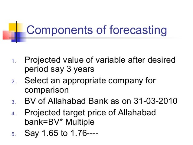 risk analysis of allahbad bank Analysis of financial results  •floated general insurance jv along with allahabad bank, indian overseas bank, dabur  for effective operational risk management .