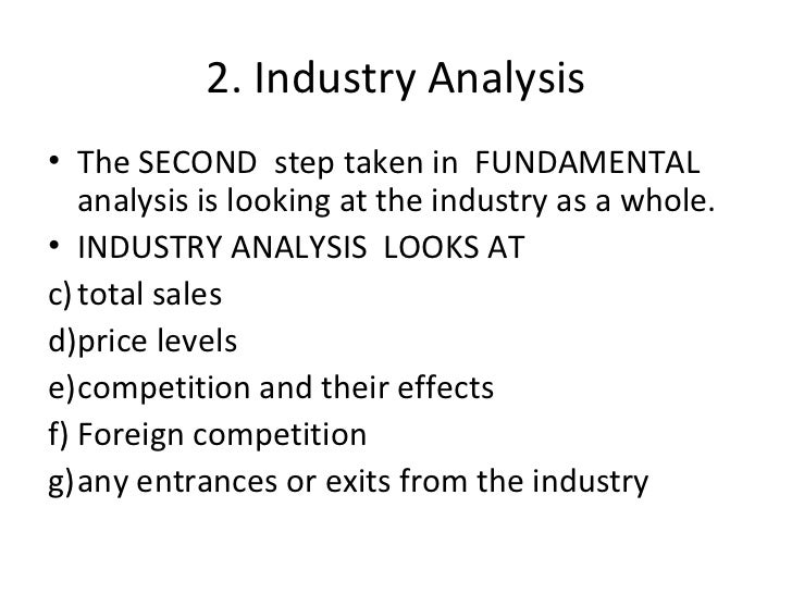 fundamental analysis of cement industry This paper studies the fundamental analysis of cement sector the fundamental analysis is the cement industry has to study fundamental analysis of cement.