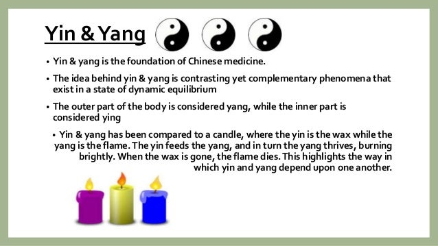 Fundamental concepts of chinese medicine Slide 2
