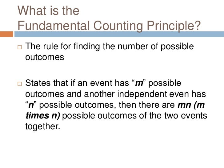 fundamental counting principle permutations and combinations pdf