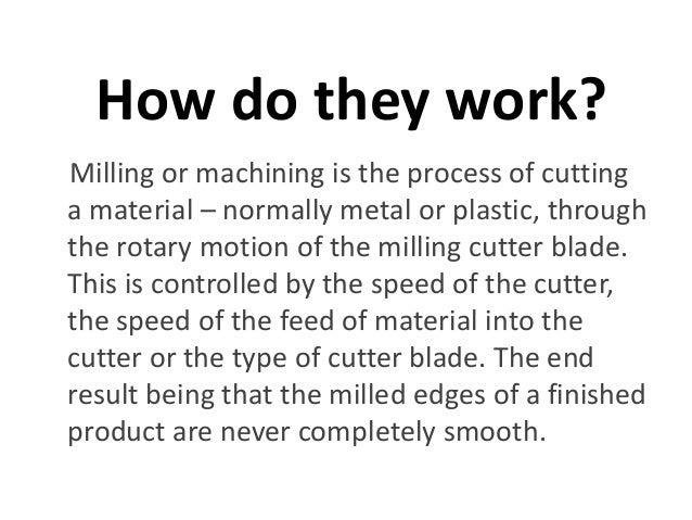 Fundamental of manufacturing processes