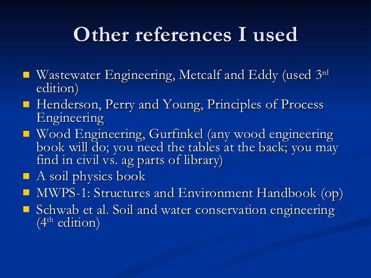 Fundamentals review