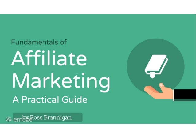 Affiliate Marketing     9.  A Practical Guide I  A9,},    Brannigan