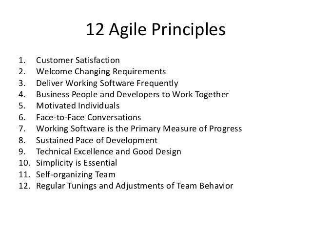 Fundamentals of Agile Methodologies - Part I