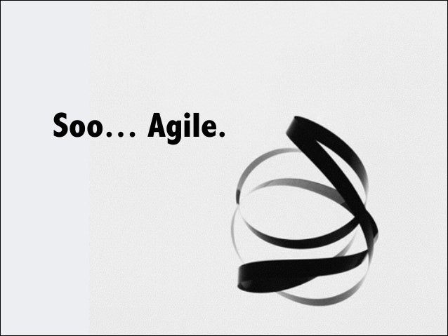 Fundamentals of Agile Product Management