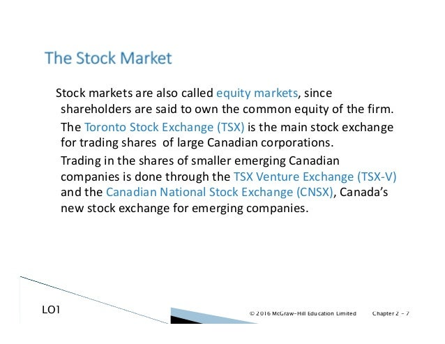 fundamentals of corporate finance canadian 6th edition brealey soluti rh slideshare net Business Finance tsxv corporate finance manual forms