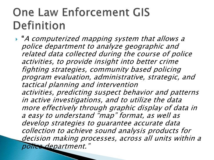 Fundamentalsof Crime Mapping 1