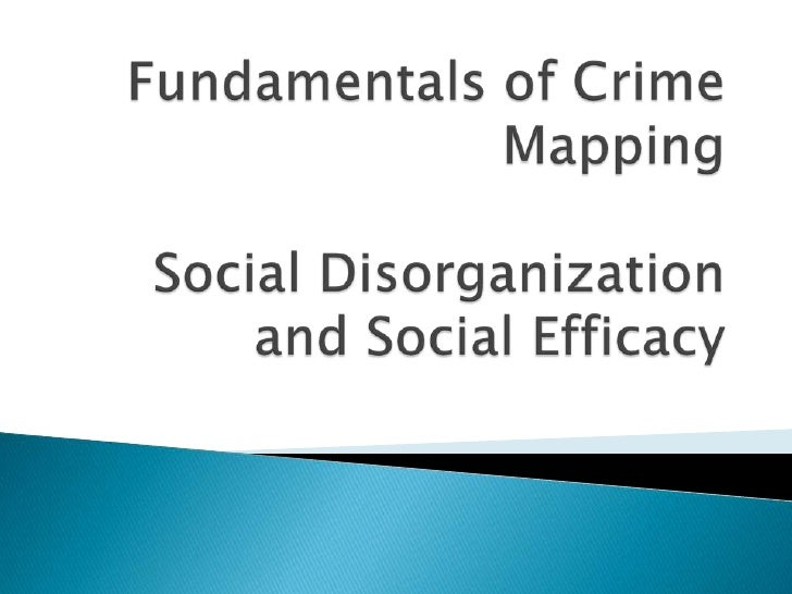 As will be emphasized      throughout this text, it is     crucial that crime maps and     analyses convey the whole     ...
