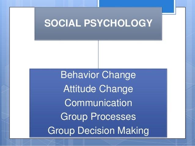 Human dynamics motivation attitude perception assignment