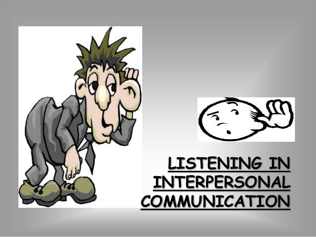 How Important is listening ?
