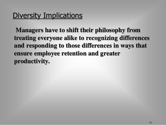 Philosphy of Organizational Behavior  The Philosophy of organizational behaviour held  by engagement consists of integrate...