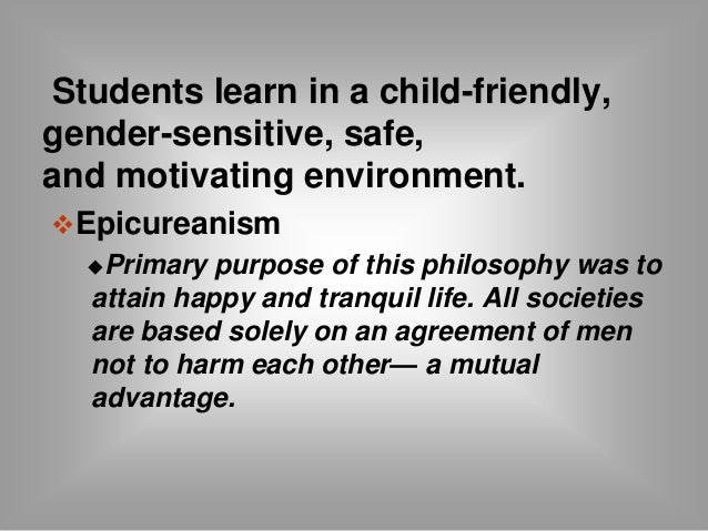 Administrators and staff, as  stewards of the Institution,  ensure an enabling and supportive  environment for effective l...