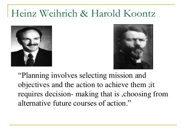 Heinz Weihrich And Harold Koontz Management Pdf - Www imagez co