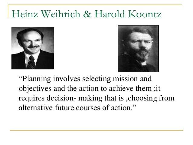 Heinz Weihrich And Harold Koontz Management Pdf - Www imagez co