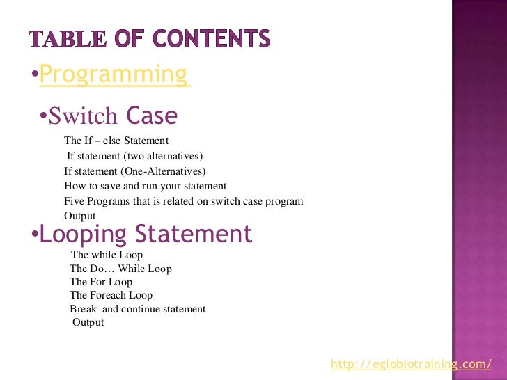 computer fundamentals if else statement Basic conditional branching with if-then statements as fundamental as conditional branching is as if/else statements can add a whole layer of.