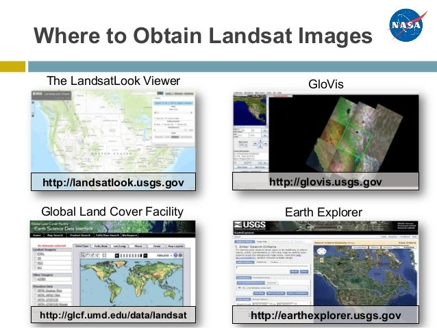 Fundamentals remote sensing land used