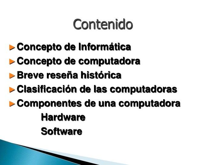 Fundamento de computación Slide 2