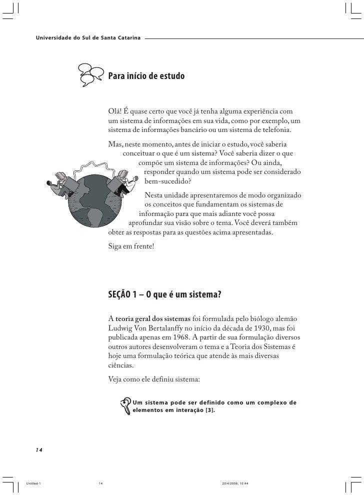 Universidade do Sul de Santa Catarina                                             E uma organização, pode ser considerada ...