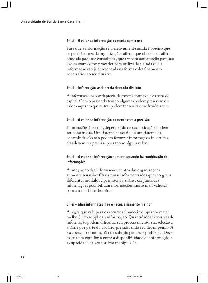Universidade do Sul de Santa Catarina                                   6. A web contém aproximadamente 170 terabytes de i...