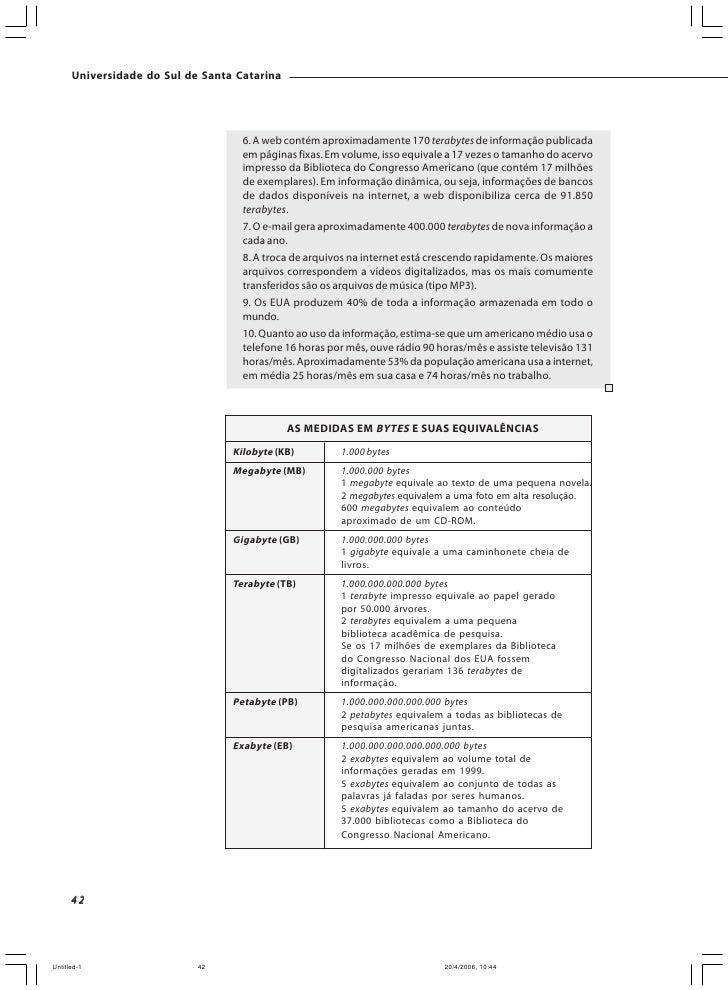 Universidade do Sul de Santa Catarina                                                       A MERCEARIA DO SR. JOAQUIM    ...