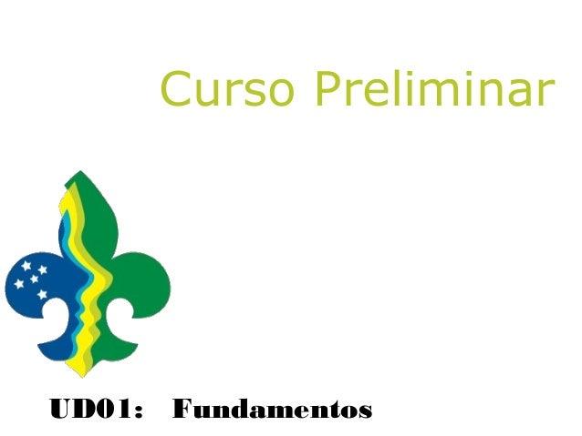 Curso PreliminarUD01: Fundamentos